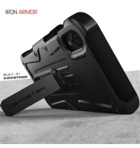 Etui Iron Armor Apple iPhone Xr niebieski