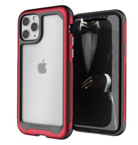 Etui Atomic Slim 3 Apple iPhone 11 Pro czerwony