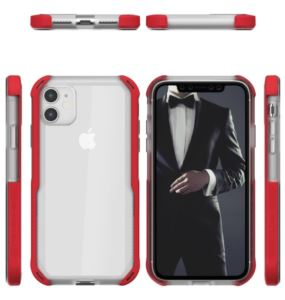 Etui Cloak 4 Apple iPhone 11 czerwony