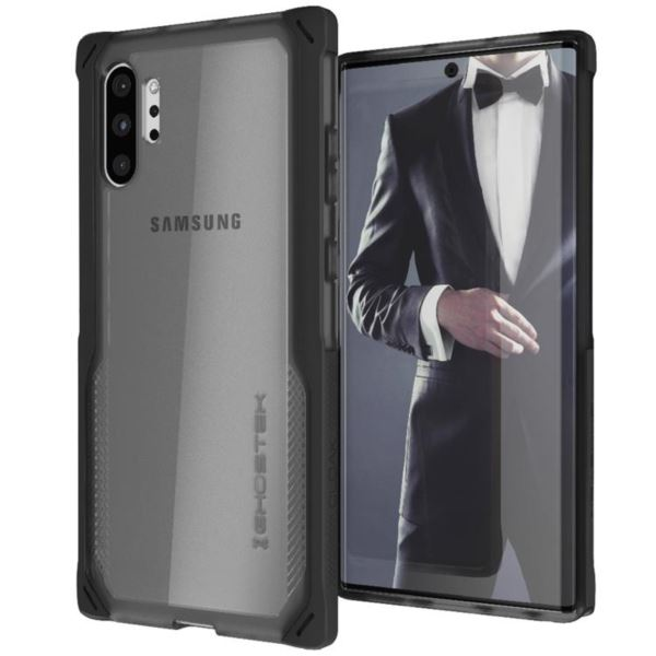 Etui Cloak 4 Samsung Galaxy Note10 Plus czarny