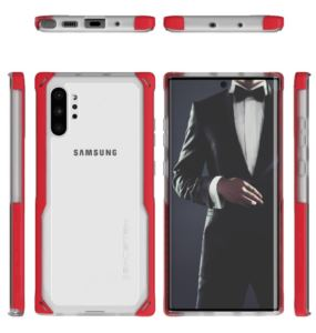 Etui Cloak 4 Samsung Galaxy Note10 Plus czerwony