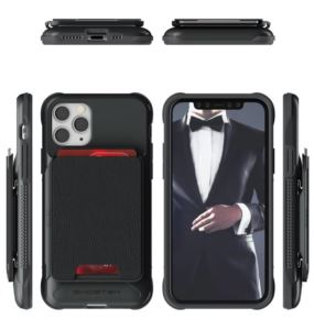 Etui Exec 4 Apple iPhone 11 Pro czarny