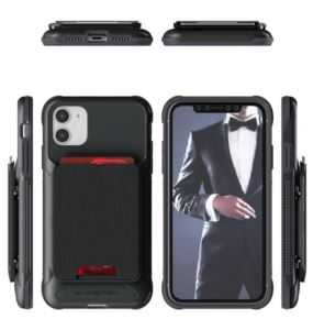 Etui Exec 4 Apple iPhone 11 czarny