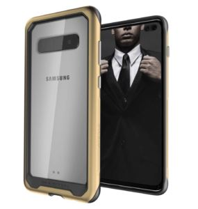 Etui Atomic Slim 2 Samsung Galaxy S10 Plus złoty