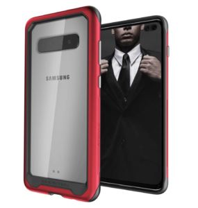 Etui Atomic Slim 2 Samsung Galaxy S10 Plus czerwon