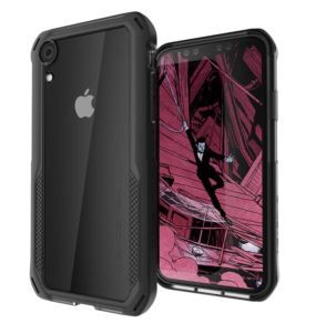 Etui Cloak 4 Apple iPhone Xr czarny