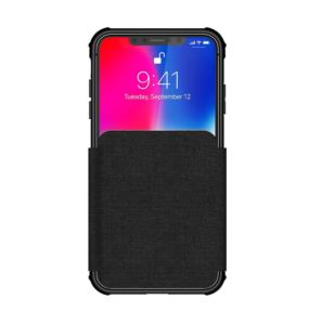 Etui Exec 3 Apple iPhone Xs Max czarny