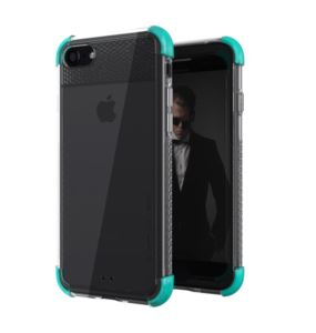 Etui Covert 2 Apple iPhone 7 8 turkusowy