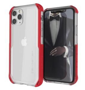 Etui Cloak 4 Apple iPhone 11 Pro czerwony