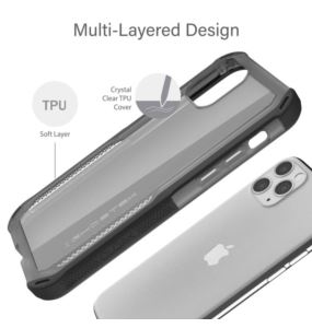 Etui Cloak 4 Apple iPhone 11 Pro różowy
