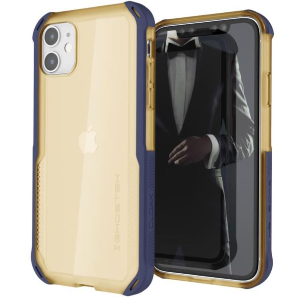 Etui Cloak 4 Apple iPhone 11 złoty