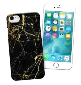 Etui telefonu MOC Mag Case do iPhone 7 8 Marble Bl