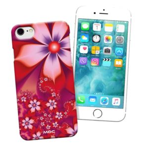 Etui telefonu MOC Mag Case do iPhone7 8 Red flower